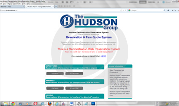 Hudson Ground Transportation System